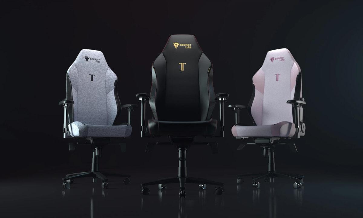 Secretlab Titan Evo 2022 sillas gaming