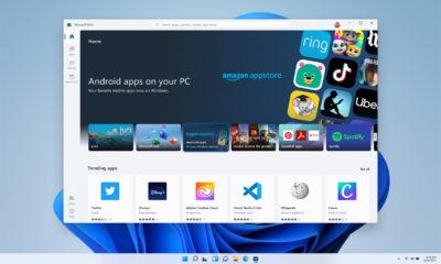 Subsistema de Windows 11 para Android