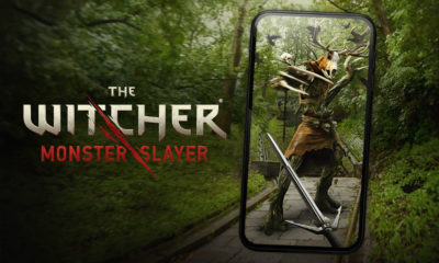 The Witcher Monster Slayer juego realidad aumentada fecha