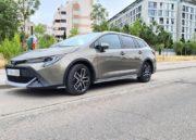 Toyota Corolla Trek, términos 76