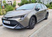 Toyota Corolla Trek, términos 78