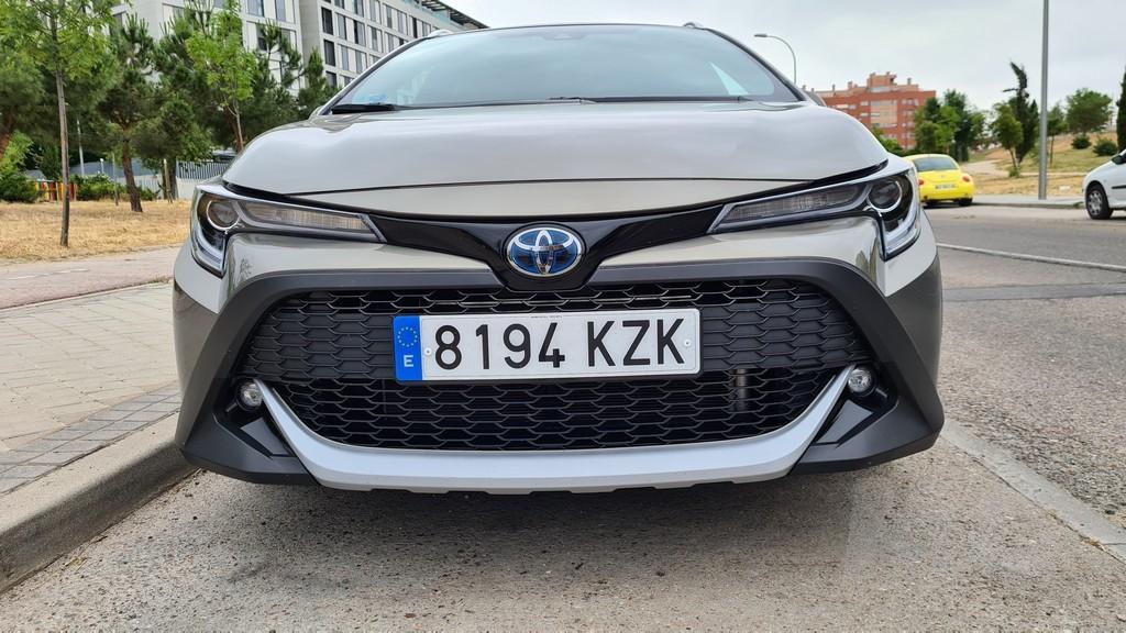 Toyota Corolla Trek, términos 32