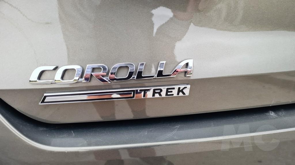 Toyota Corolla Trek, términos 34