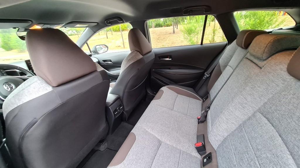 Toyota Corolla Trek, términos 36