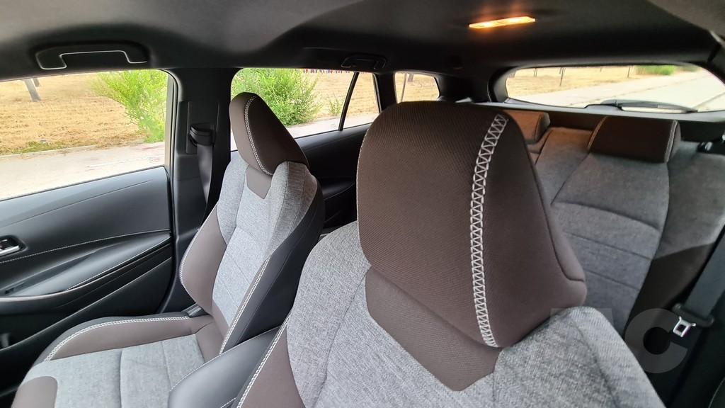 Toyota Corolla Trek, términos 38