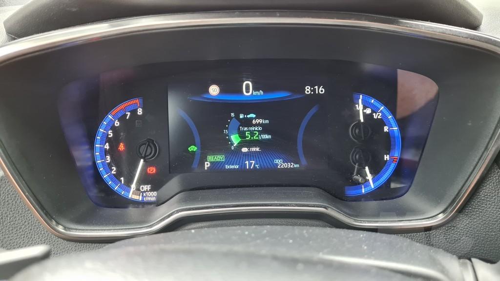 Toyota Corolla Trek, términos 42