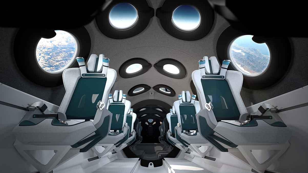 Virgin Galactic debutará en el turismo espacial en unas horas