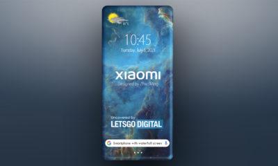 Xiaomi Mi Mix Alpha nueva patente
