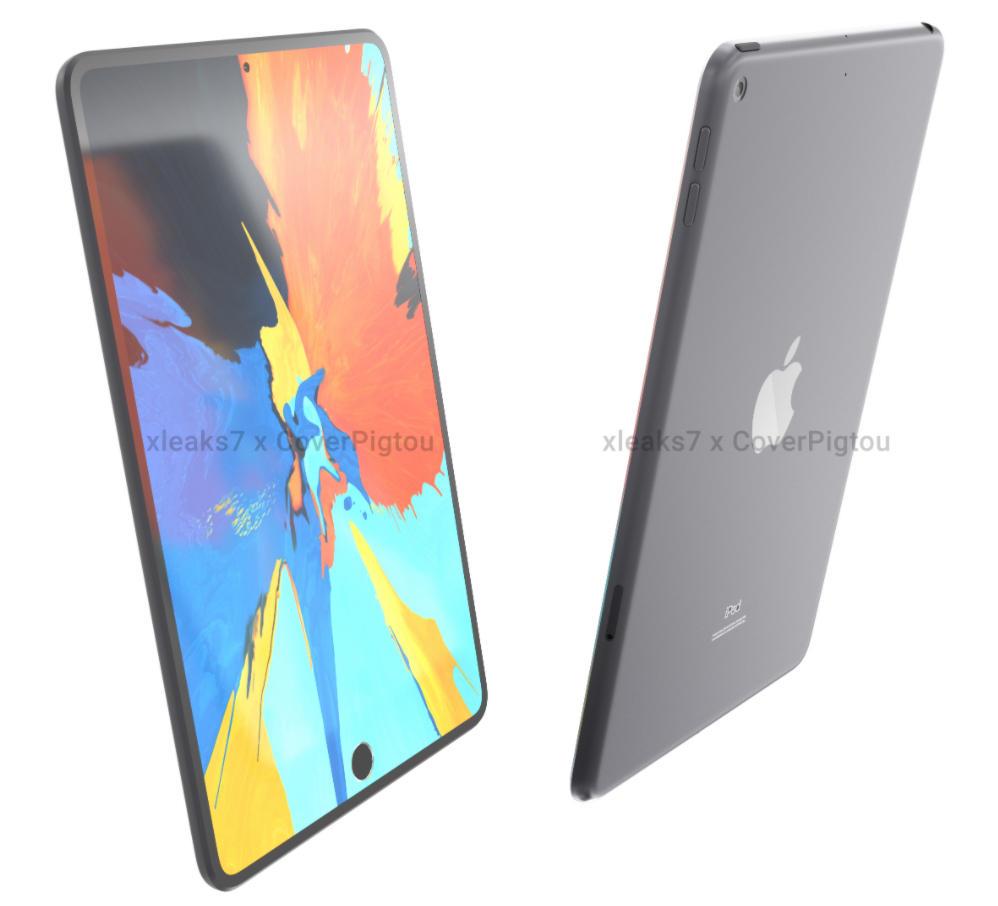 Apple prepara el iPad mini 6, con nuevo diseño, USB Tipo-C y el SoC A15 32