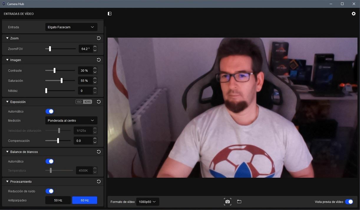 Elgato Facecam, análisis: Lleva el streaming a otro nivel 49