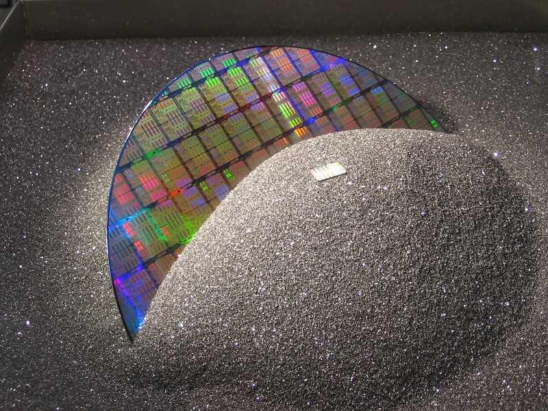 procesador silicio