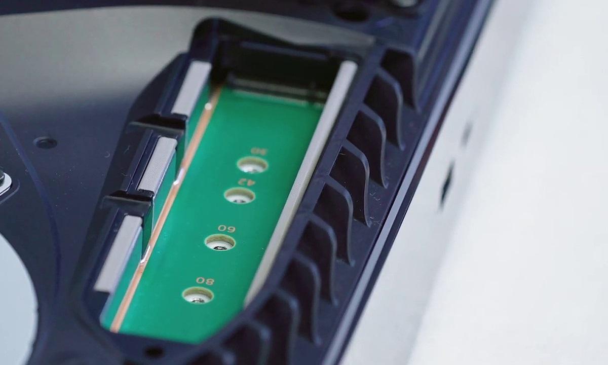 ¿Qué pasa si utilizas un SSD lento con tu PS5