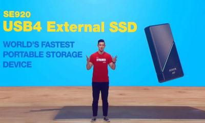 ADATA SE920, la SSD externa más rápida gracias a USB4 36