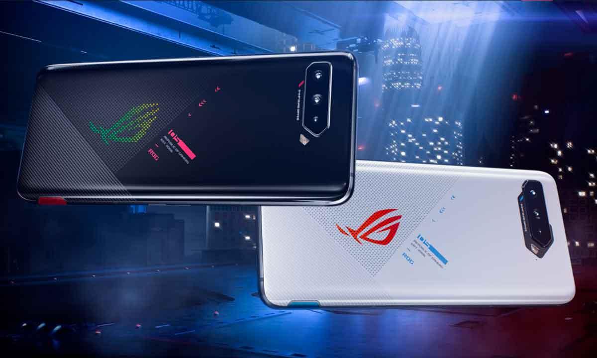 ASUS ROG Phone 5s y 5s Pro: todo a lo grande