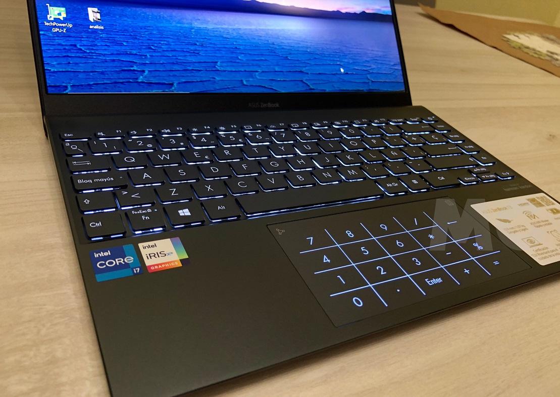 ASUS ZenBook 13 OLED (UX325), análisis: Todo lo que necesitas en tan solo 1,07 kilogramos 63