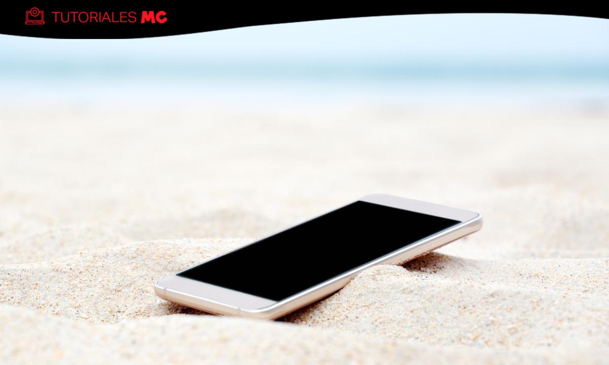 Cómo encontrar tu móvil en silencio durante las vacaciones 28