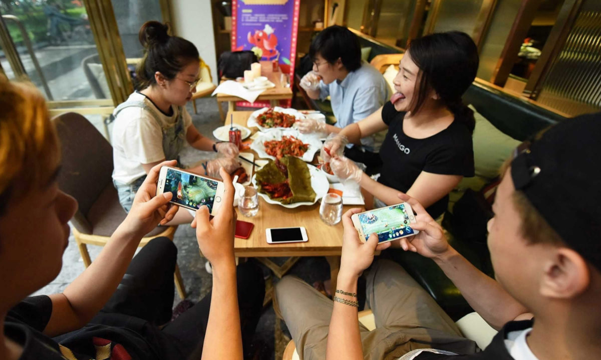 China controla y reduce el tiempo de juego de los niños menores