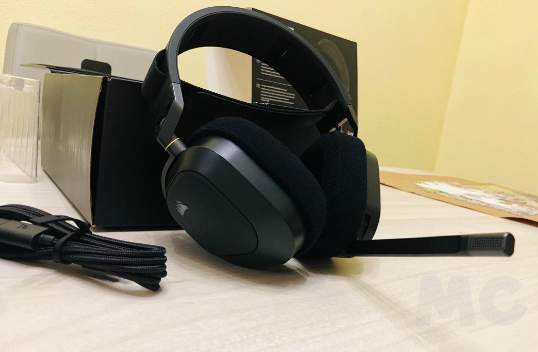 Corsair HS80 RGB Wireless