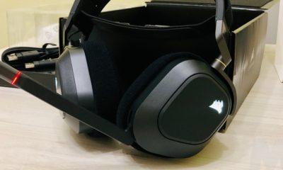 Corsair HS80 RGB Wireless, análisis: Sonido premium sin cables 52