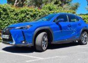 Lexus UX 300e, batallas 115