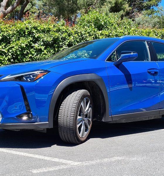 Lexus UX 300e, batallas 97