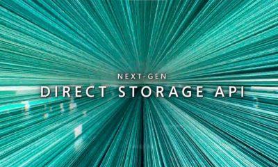 DirectStorage llegará a Windows 10, pero solo a medias