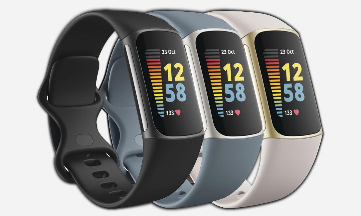Filtración Fitbit Charge 5 pantalla a color