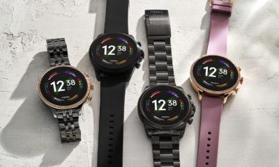 Fossil Gen 6 smartwatch Pure Wear OS 3
