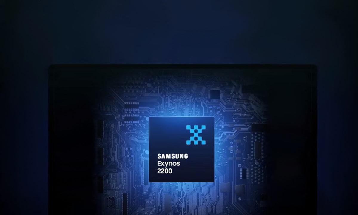 GPU AMD RDNA 2 Exynos 2200