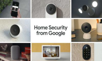 Google Nest Cam y Nest Doorbell seguridad hogar inteligente