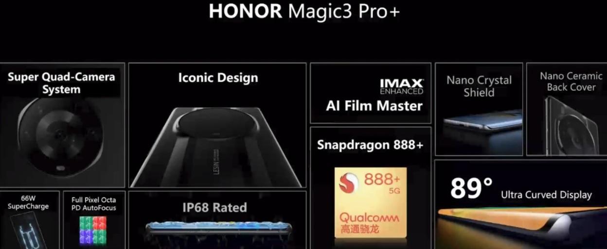 Honor Magic 3 Pro+