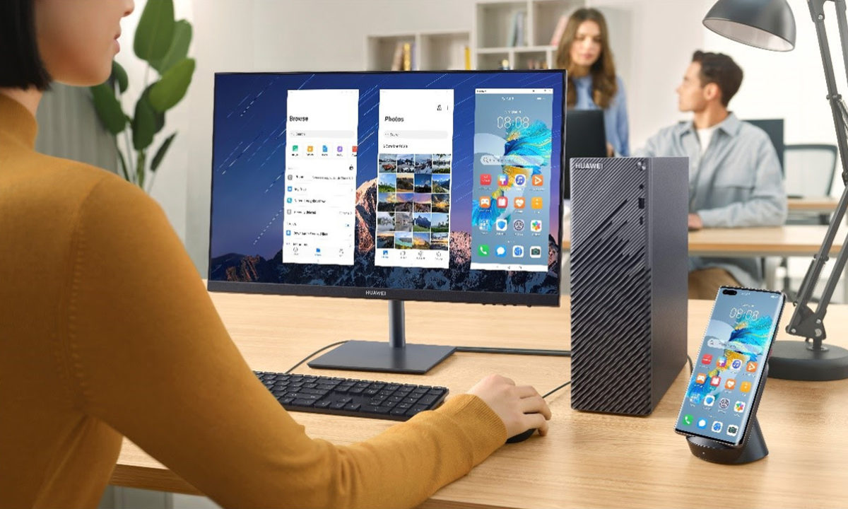 Huawei MateStation S ordenador compacto