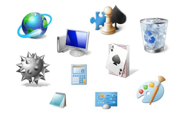De Windows 1 a Windows 11: historia visual de sus iconos 46