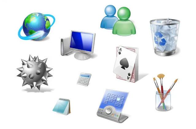De Windows 1 a Windows 11: historia visual de sus iconos 44