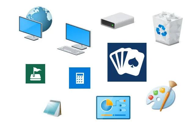 De Windows 1 a Windows 11: historia visual de sus iconos 50