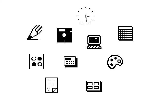 De Windows 1 a Windows 11: historia visual de sus iconos 30
