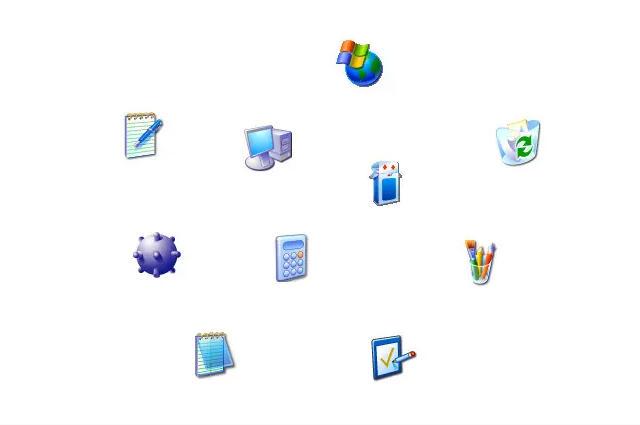 De Windows 1 a Windows 11: historia visual de sus iconos 42