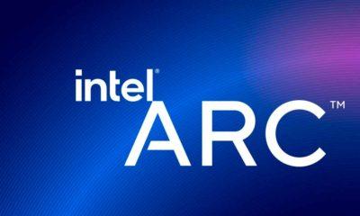 Intel Arc gráficas
