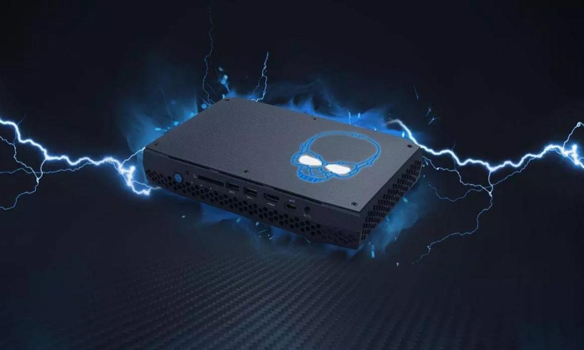 Intel NUC 12 Enthusiast mini PC Alder Lake