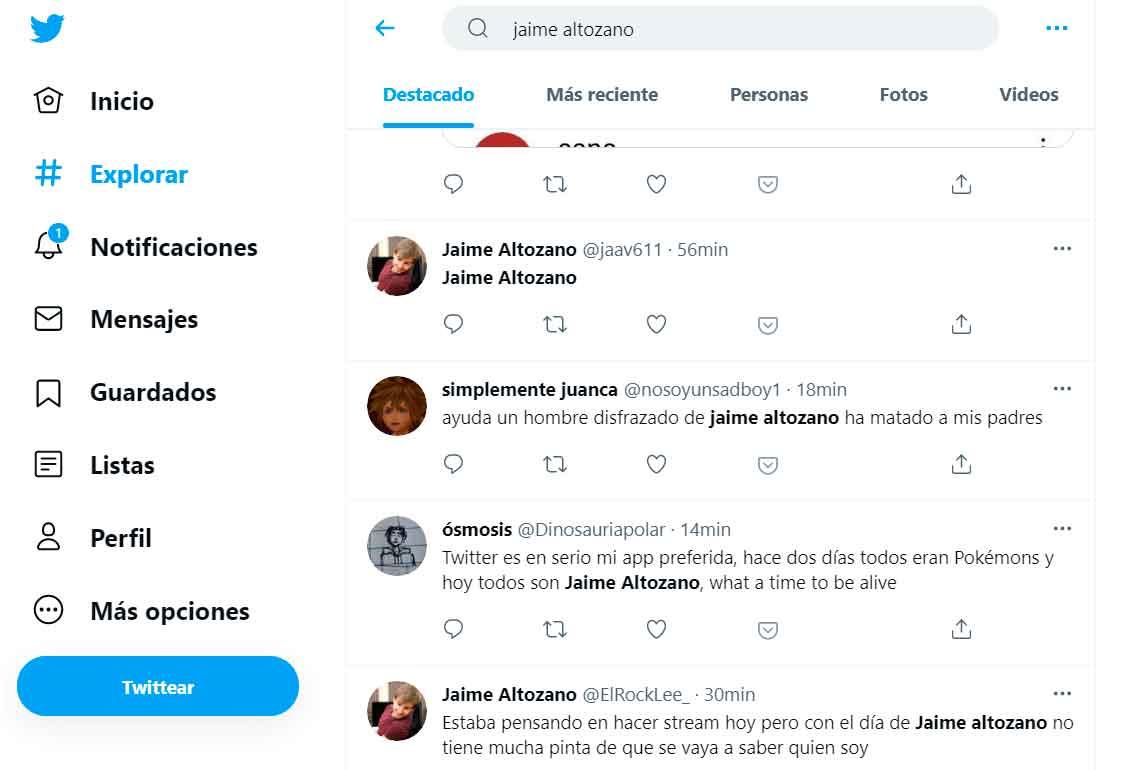 ¿Por qué Jaime Altozano es tendencia en Twitter? La virtud en las redes