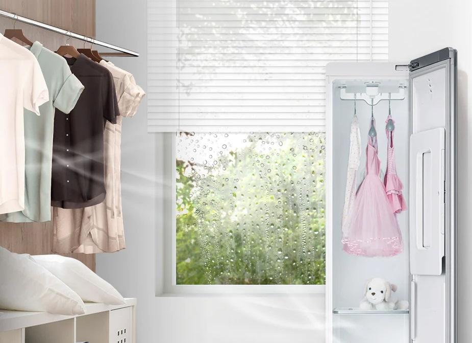 LG Vapor Cleaner Styler