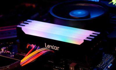 Lexar Hades RGB DDR4: RAM para los más gamers