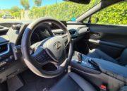 Lexus UX 300e, batallas 51