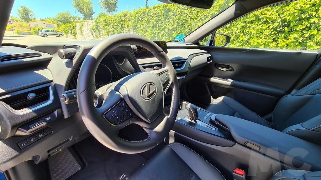 Lexus UX 300e, batallas 41