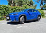 Lexus UX 300e, batallas 61