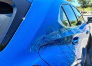 Lexus UX 300e, batallas 73