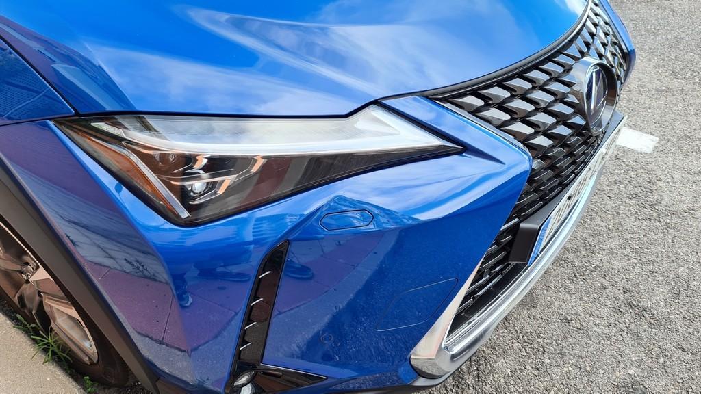 Lexus UX 300e, batallas 31