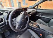 Lexus UX 300e, batallas 91