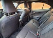 Lexus UX 300e, batallas 95