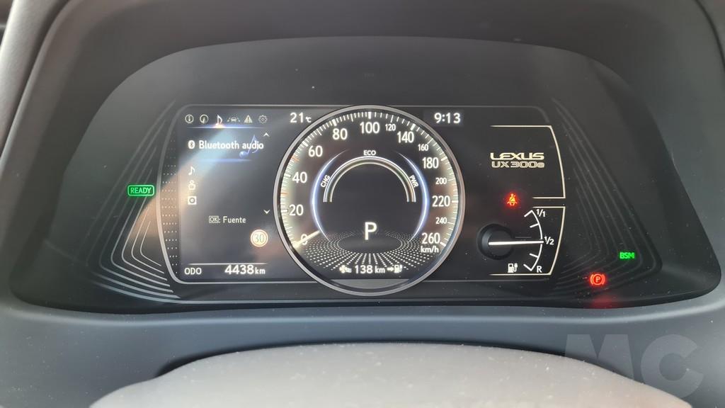 Lexus UX 300e, batallas 37